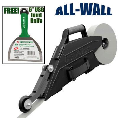Delko Zunder Drywall Banjo Taper W Free Usg Sheetrock 6 Pro Series Joint Knife