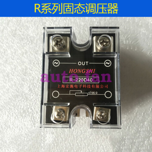 Applicable for 40A R-220D40 R Series Solid State Regulator