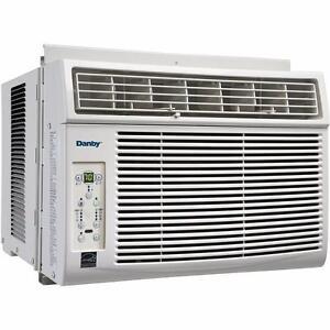 Danby 6,000 BTU Energy Star-Compliant Window Air Conditioner  DAC060EUB5GDB