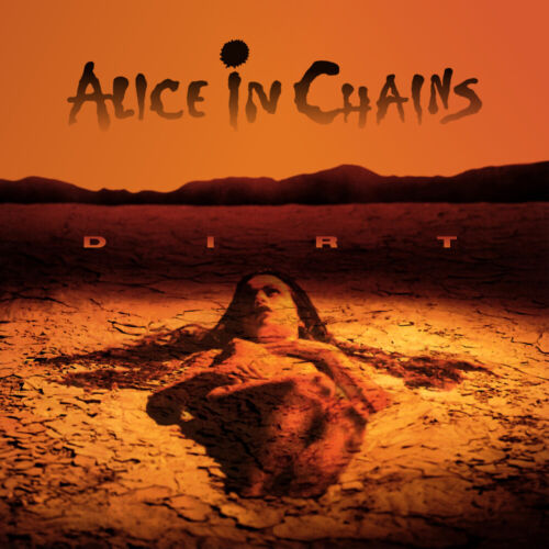 Alice In Chains Dirt 12x12 Album Cover Replica Poster Gloss Print