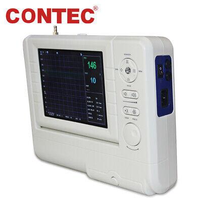 Contec New Fetal Monitor Maternitybaby Heart Monitor Tocofetal Move Mark Probe