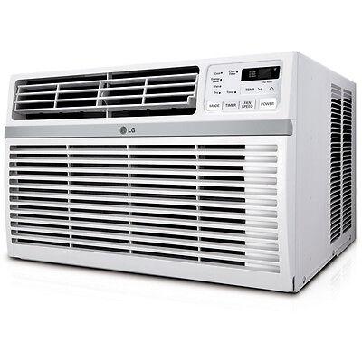 LG LW1016ER 10,000 BTU 115V Window-Mounted Air Conditioner w