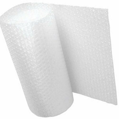 "3/16"" SH Small Bubble Cushioning Wrap Padding Roll 100"