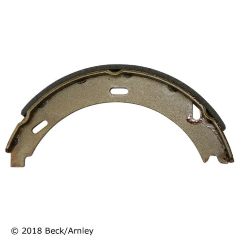 Mercedes C320 C350 2008 Emergency//Parking Brake Shoes