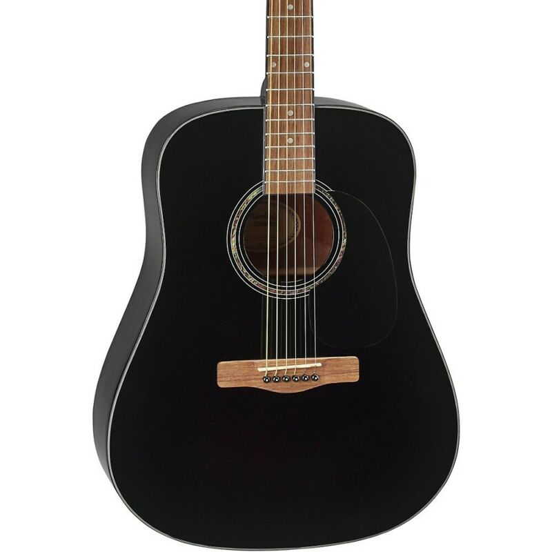 Mitchell D120 Dreadnought Acoustic Guitar Black