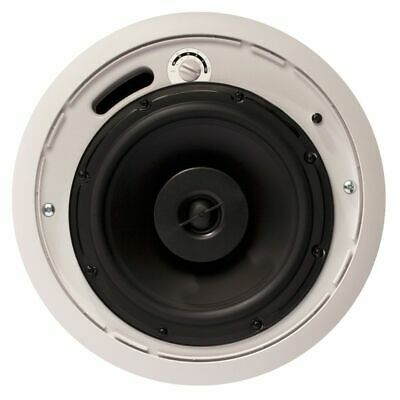 "Phase Tech CI820 8"" Ceiling Speaker Home Audio 80W 16 Ohms"