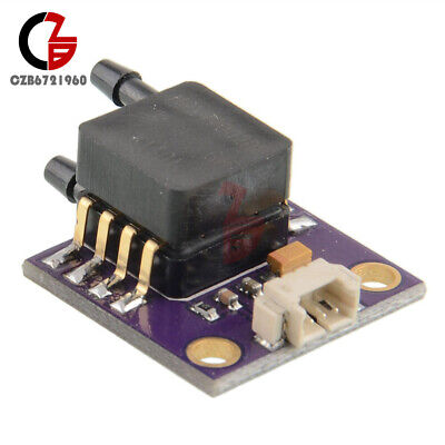 Mpxv7002dp Differential Pressure Sensor Airspeed Meter Breakout Board Transducer
