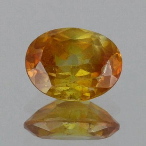 VDO_1.55 Cts_Rare Natural_Sphalerite_Spain_Vivid Multi Color_Oval Cut_2p336
