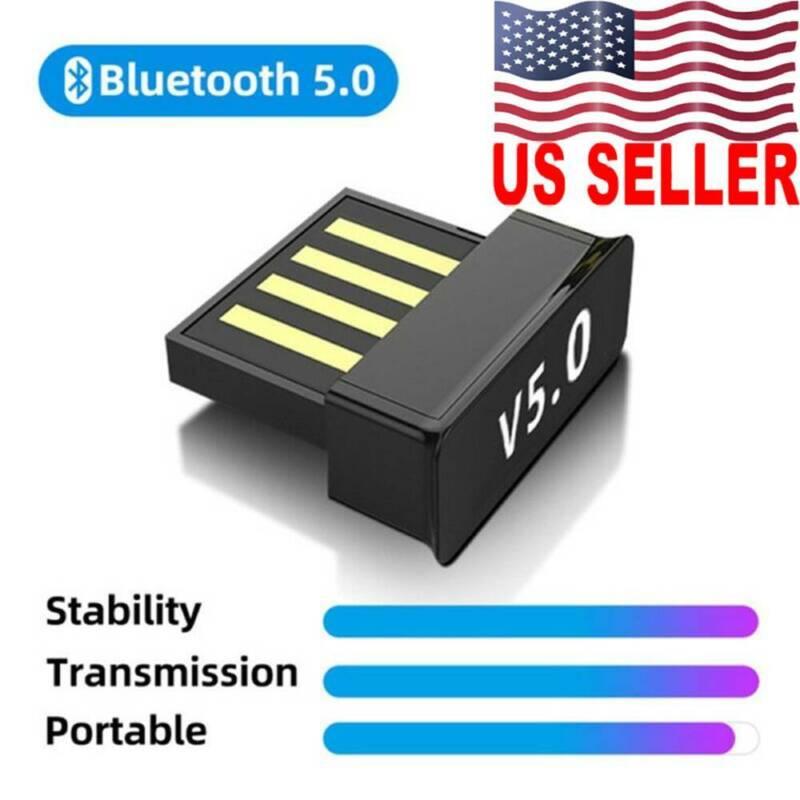 usb dongle wireless bluetooth 5 0 adapter