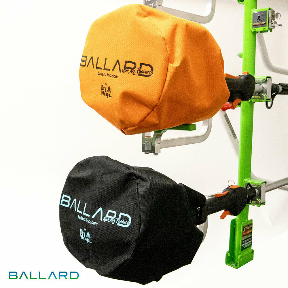 Ballard String Trimmer / Weed Eater Engine Protective Covers