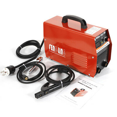 Mma-180 180a Dc Inverter Welding Machine Mma Arc Welder Igbt Us Plug 110220v