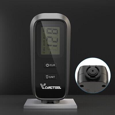 Lcd Digital Auto Car Paint Coating Thickness Tester Measuring Gauge Meter Mini
