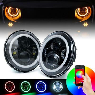 7 Color Led Rings - 7