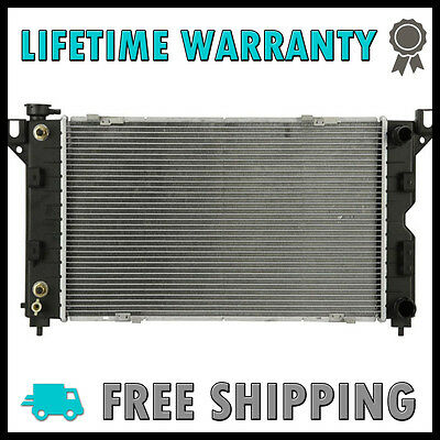 "NEW Radiator for Town & Country Caravan Grand Voyager 1.25"" CORE same as OEM"