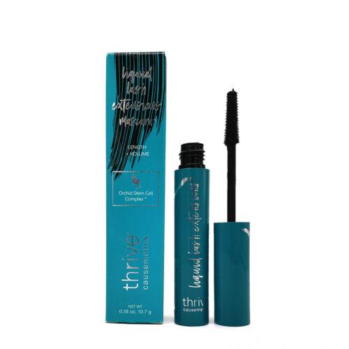 New Thrive Causemetics Liquid Lash Extensions Mascara-Brynn Rich Black-0.38Oz