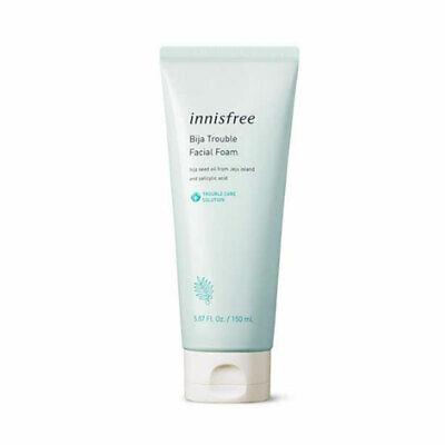 Innisfree Bija Trouble Facial Foam 150ml Renewal