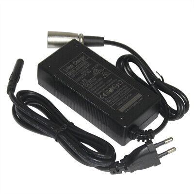 36V Batería Cargador Para 10Ah Litio Iones Bicicleta Eléctrica Recargable