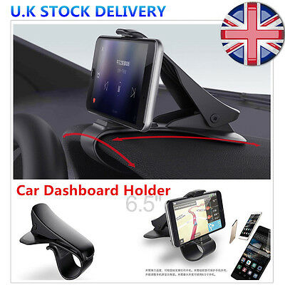NEW Universal Car Dashboard Holder HUD Mount Holder For All Mobile Phone GPS