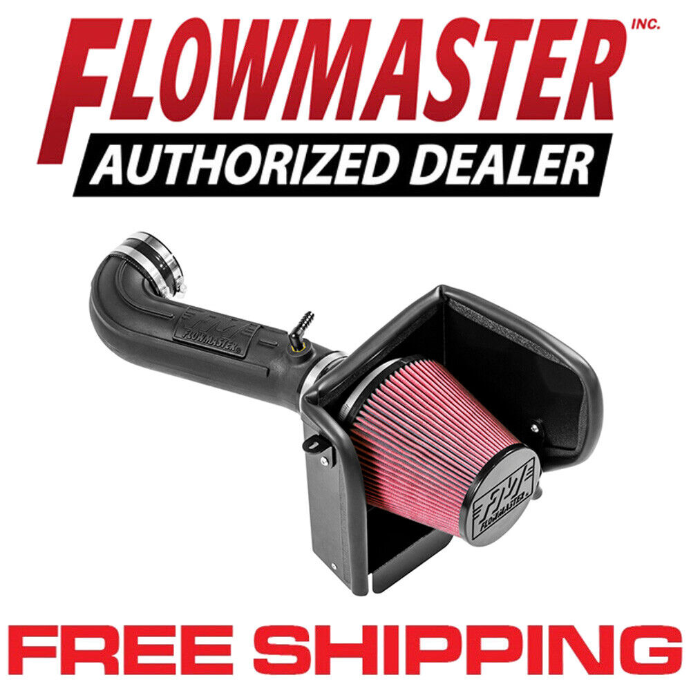 Photo Flowmaster 615105 Delta Force Cold Air Intake 06-17 Dodge Charger RT 5.7L 6.1L