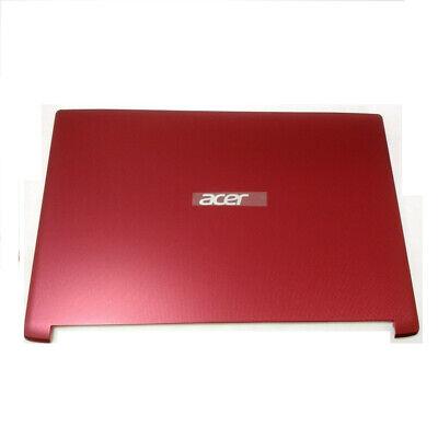 LCD Back cover (tapa pantalla) rojo Acer Aspire A515-51G 60.GT8N2.001