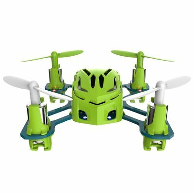 Hubsan Nano Q4 H111 Quadcopter 2.4Ghz 4CH 6 Axis LED mini Drone UFO RTF US Cattle