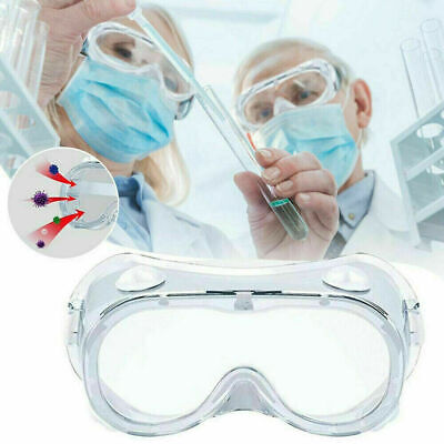 Anti-virus Safety Goggles Anti Fog Dust Splashproof Glasses Work Eye c5