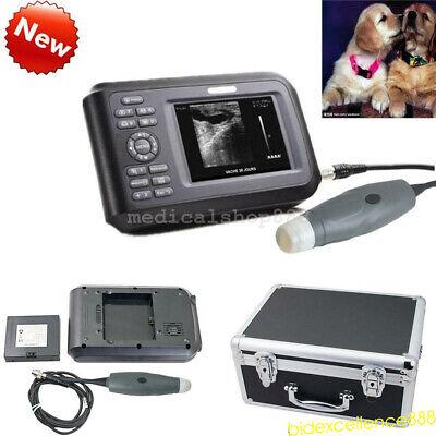 Portable Veterinary Ultrasound Scanner Machine Machine Animal With Neck Belts Us