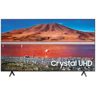 "Samsung UN55TU7000 55"" 4K Ultra HD Smart LED TV (2020 Model)"
