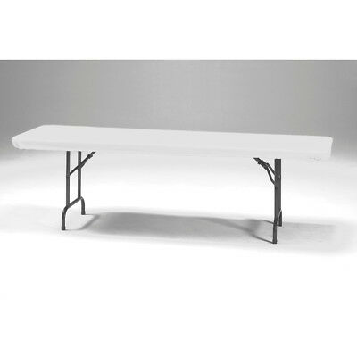 Stay Put Table Covers (Bulk White Stay Put Tablecover,)