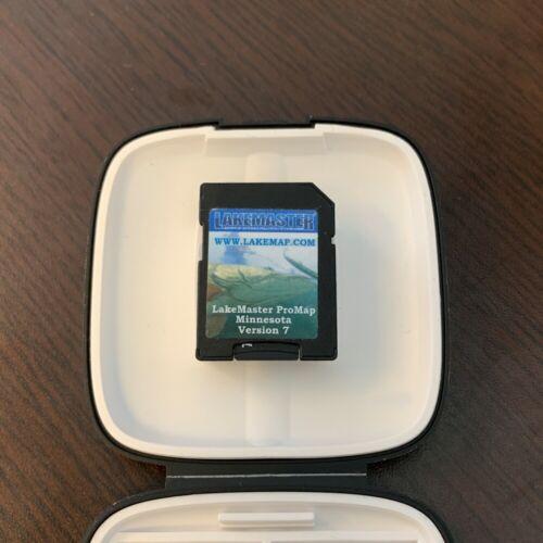 Lowrance LakeMaster ProMap  Minnesota Version 7 Micro SD/SD