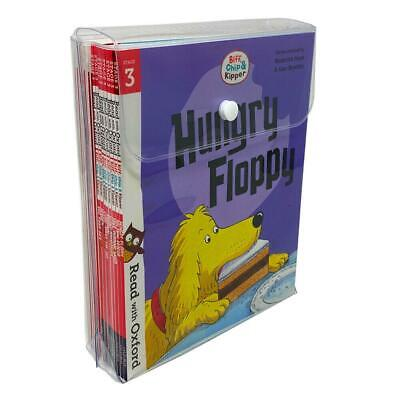 Biff,Chip and Kipper Stage 3 Read with Oxford 16 Books Collection Set for Age 5+