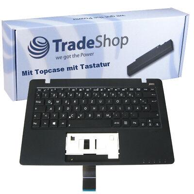 TopCase mit Tastatur QWERTZ DE für Asus R200CA R202CA R202MA X200CA X200CA-1B gebraucht kaufen  Rosdorf
