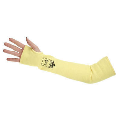 Mcr Safety 9378t Made With Kevlar 36 G Cut-resistant Kevlar Sleeve A3 Ansiisea