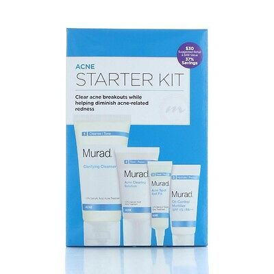 Murad 30 Day Acne Starter Kit - NEW in BOX