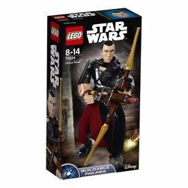 LEGO 75524 Chirrut Imwe Set: Brand new and unopened
