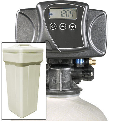 24k Fleck 5600SXT Metered demand Digital whole house water softener conditioner ()