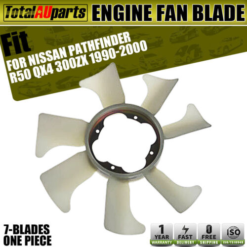 Cooling Fan Blade for Nissan 300ZX 1990-1996 Pathfinder Infiniti QX4 1997-2000