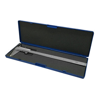 Hardened And Ground Stainless Steel 8 Inch Precision Vernier Caliper Graduation