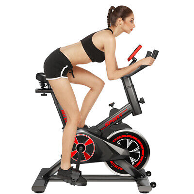 ULTRAPOWER Indoor Spinning Exercise Bike Home Use Fitness Cardio Workout Machine