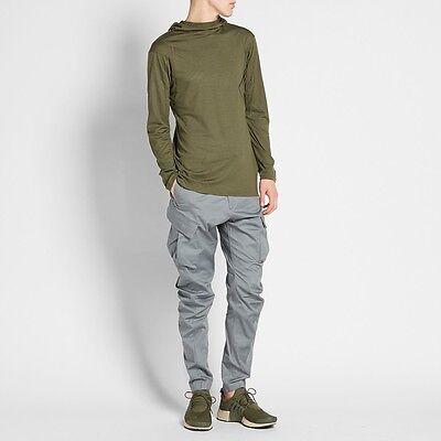 100% Auth Nike NikeLab ACG Cargo Pants Cool Grey sz XXL [829578 ...