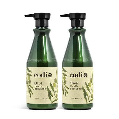 Codi Olive Hand & Body Lotion 750ml/25oz