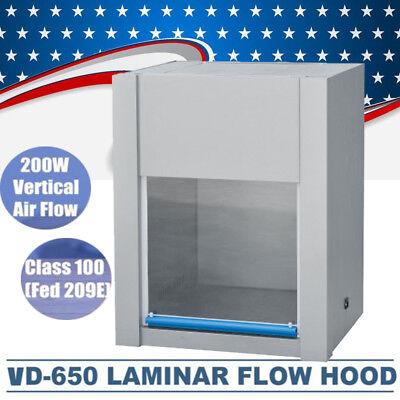 Pro Laminar Flow Hood Air Flow Vd650 Biological Precise Apparatus 60cm Wide