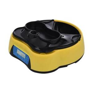 2in1 WATER FOOD DIGITAL LCD AUTOMATIC PET FEEDER 400ML x4 MEAL Sydney City Inner Sydney Preview