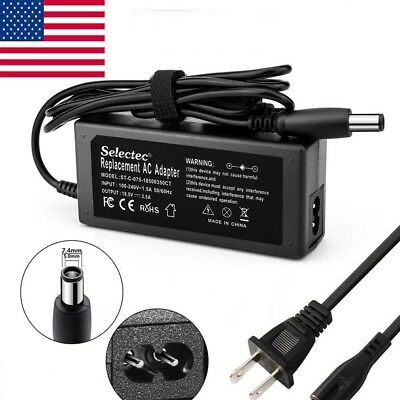- Universal Laptop Charger AC Adapter Power Supply for HP Compaq with Cord