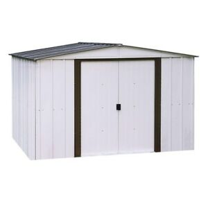 Metal shed wanted new or used