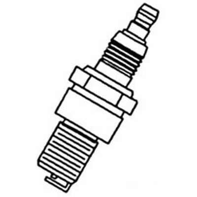 21a815 Spark Plug Fits Ford Fits New Holland Tractor 21a864 Champion D15y