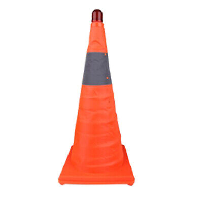 Pop-up Reflective Road Traffic Cone Collapsible Parking Emergency Safety Cone