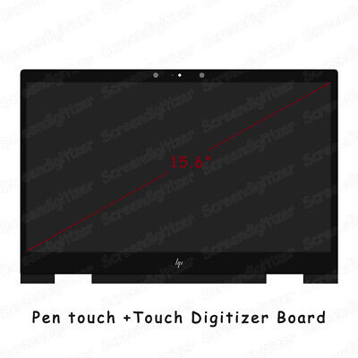 B156HAN02.2 HP Envy X360 15M-BQ121DX 15M-BQ021DX LCD Touch Screen Replacement