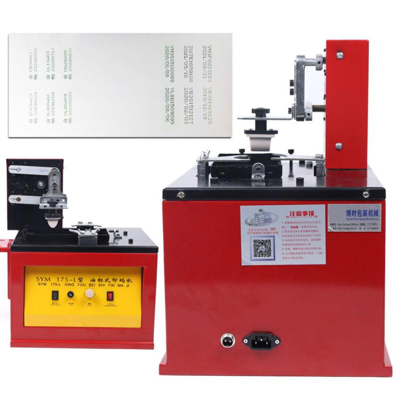 Electric Pad Printer Indirect Gravure Printing Unit +Sealer+Accessories Kit USA
