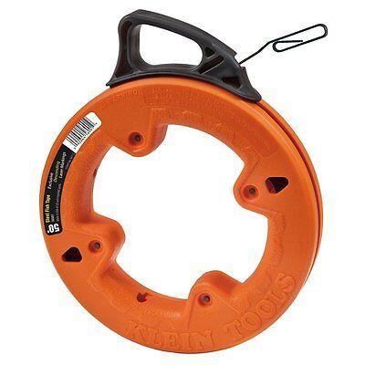 Klein Tools 56001 50-feet Depth Finder High Strength 18-inch Fish Tape